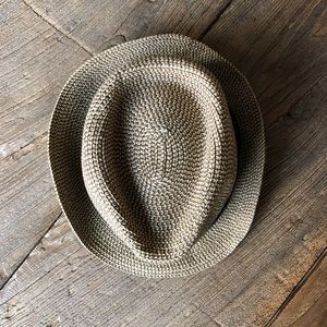 Nordstrom Accessories - Straw Fedora